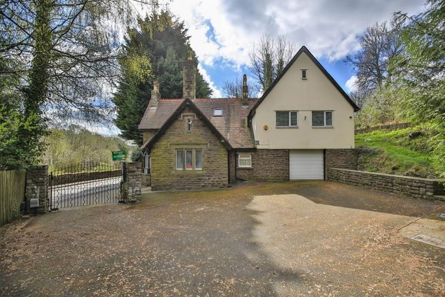 Thumbnail Detached house for sale in Snatchwood Road, Pontnewynydd, Pontypool