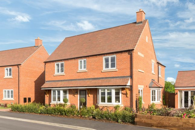 Thumbnail Detached house for sale in Hayfield Meadow, Hallow, Worcester