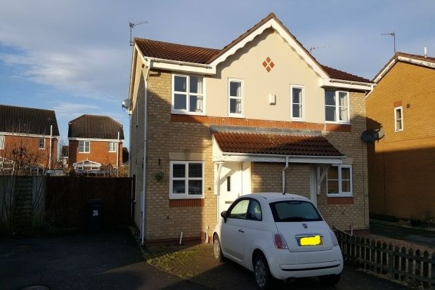 2 bed semi-detached house to rent in Akeman Drive, Bracebridge Heath, Lincoln