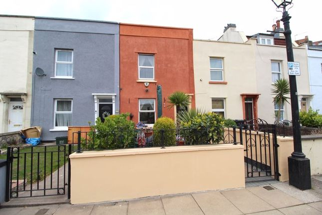 Thumbnail Terraced house for sale in Armoury Square, Easton, Bristol
