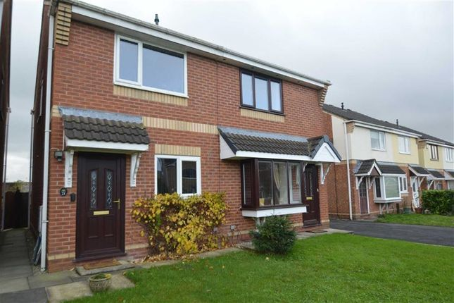 Thumbnail Semi-detached house to rent in Collingwood, Clayton Le Moors, Accrington