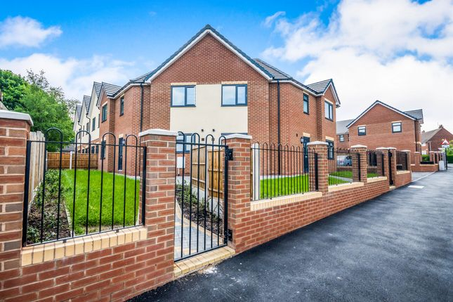 Thumbnail End terrace house for sale in Goscote Lane, Bloxwich, Walsall