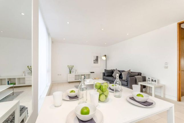 Internal View of Latitude House, Primrose Hill NW1