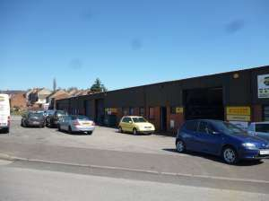 Thumbnail Industrial for sale in Unit 1&2 Thorpes Road, Heanor