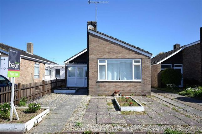 Thumbnail Detached bungalow for sale in Muirfield Road, Salvington, Worthing, West Sussex