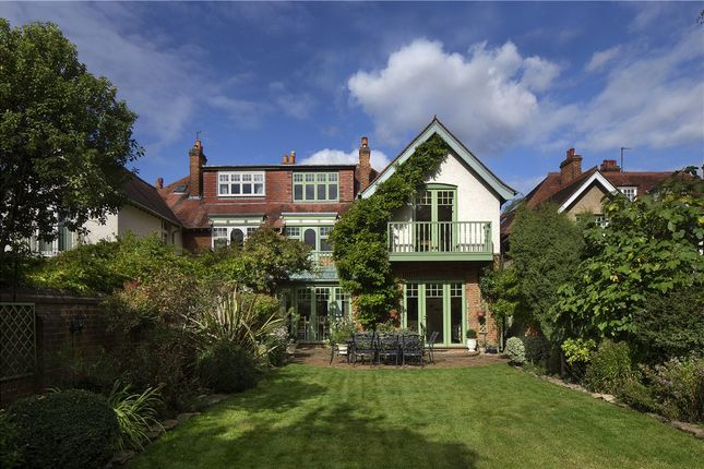 Thumbnail Semi-detached house to rent in Lathbury Road, Oxford, Oxfordshire