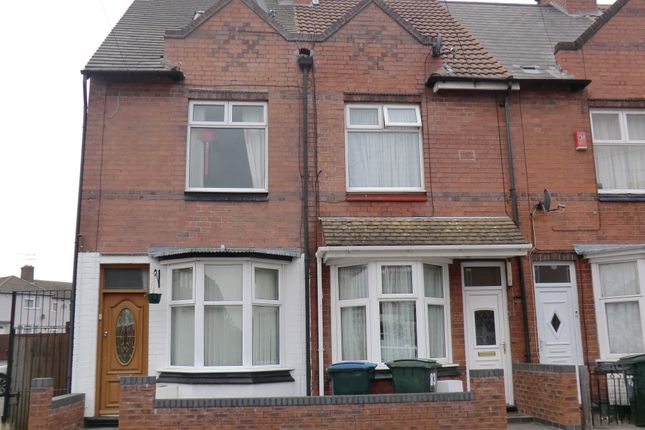 Thumbnail Semi-detached house to rent in Terry Road, Stoke, Coventry