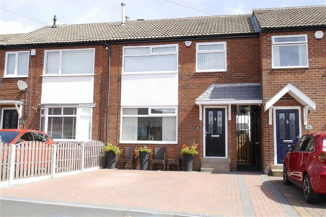 Thumbnail Town house to rent in Highfield Drive, Gildersome