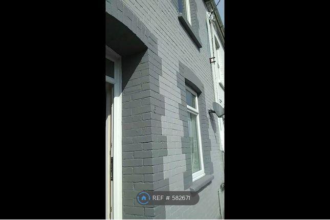 Thumbnail Terraced house to rent in Noel Terrace, Aberfan, Merthyr Tydfil