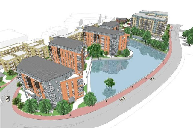 Thumbnail 3 bed flat for sale in Langley Square, The Knight, Dartford, Kent