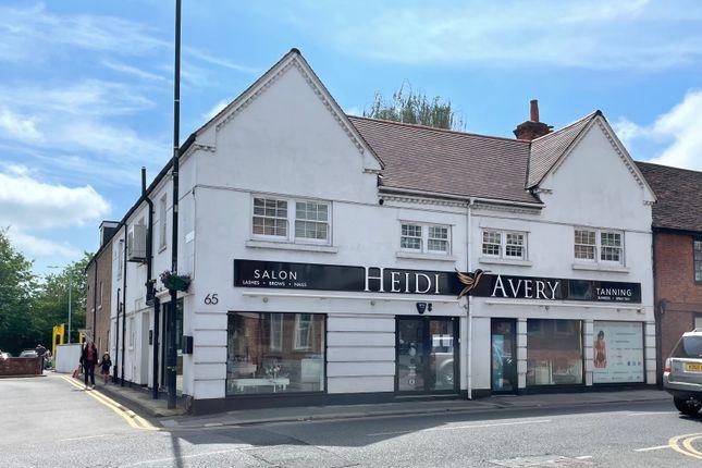 Thumbnail Retail premises to let in Peach Street, Wokingham