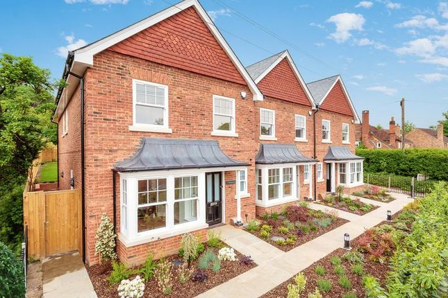 Thumbnail Terraced house for sale in Station Road, Gomshall, Guildford
