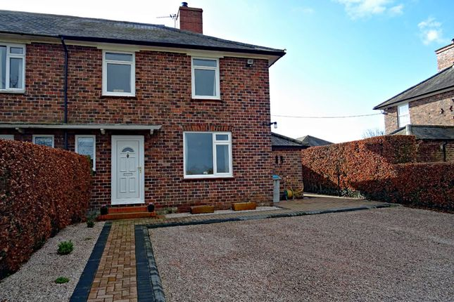 Thumbnail Semi-detached house for sale in Powerhouse Terrace, Gretna