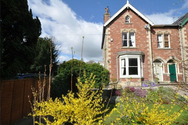Thumbnail Semi-detached house for sale in Beech Villa, 36 South Road, Kirkby Stephen, Cumbria