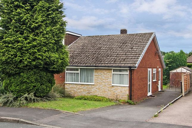 Thumbnail Semi-detached bungalow to rent in Browning Road, Burntwood