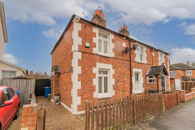 2 bed semi-detached house for sale in Beech Hill Road, Ascot, Berkshire SL5