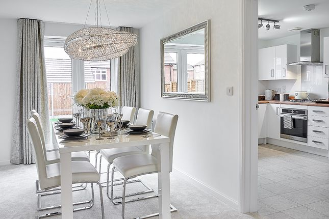 """3 bedroom detached house for sale in """"The Epsom"""" at Priory Fields, Wookey Hole Road, Wells, Somerset, Wells"""