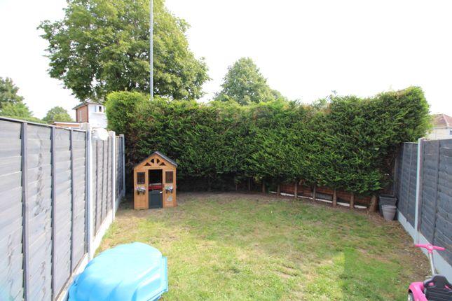 Side Garden of Benedon Road, Sheldon, Birmingham B26