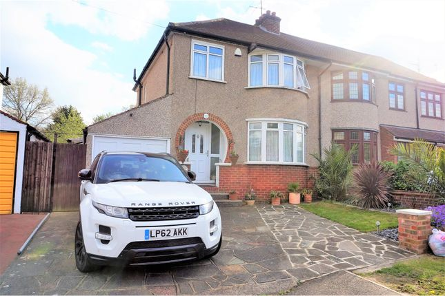 Thumbnail Semi-detached house for sale in Merewood Road, Bexleyheath