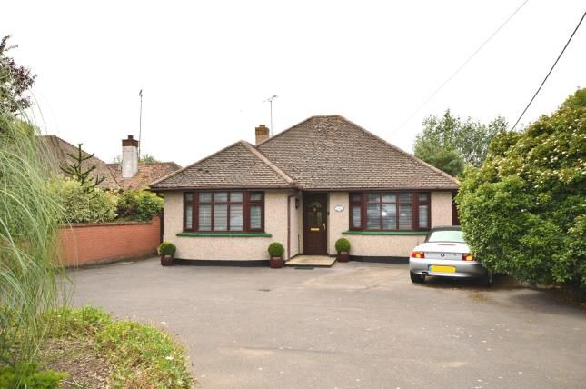 Thumbnail Bungalow for sale in Stambridge, Rochford, Essex