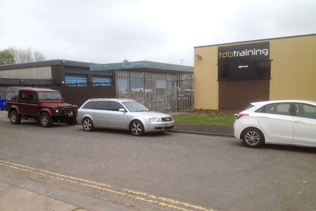 Thumbnail Light industrial to let in Punch Street, Cannon Park, Middlesbrough