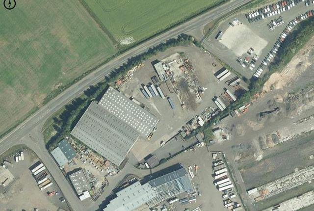 Thumbnail Light industrial for sale in Camps Industrial Estate, Kirknewton