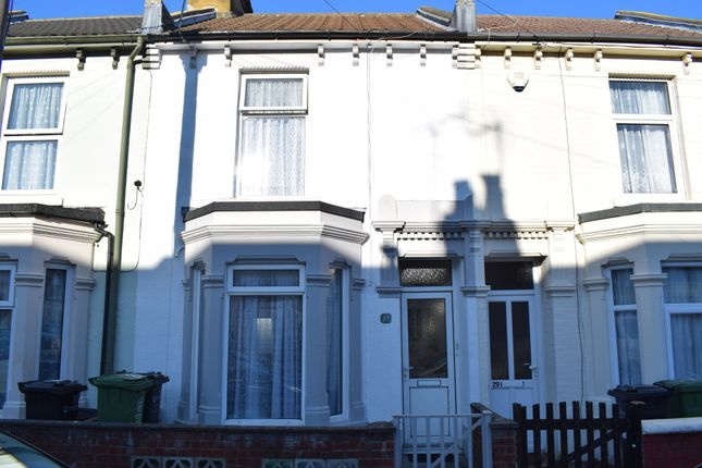 Thumbnail Terraced house to rent in Tokio Road, Portsmouth