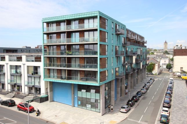 Thumbnail Flat for sale in Cargo, 29 Phoenix Street, Plymouth.