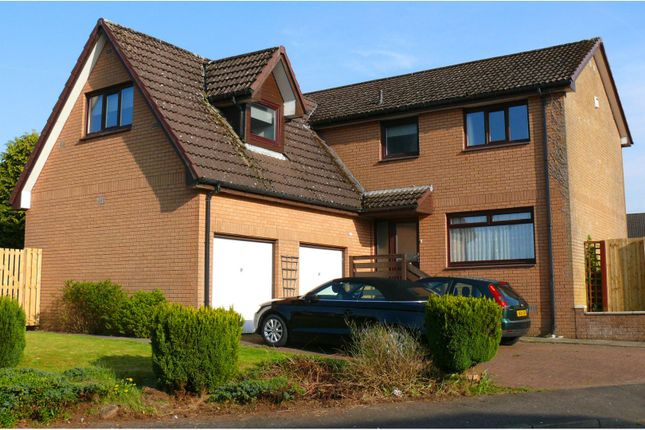 Thumbnail Detached house for sale in Cherry Tree Drive, Lanark