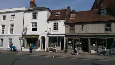 Thumbnail Retail premises to let in 54 North Street, Chichester