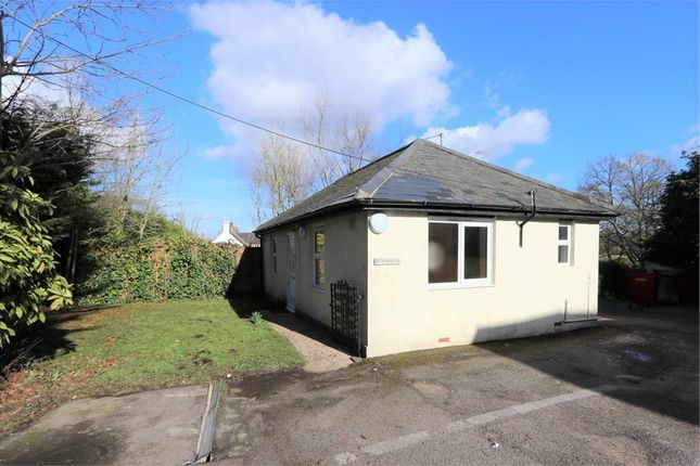 Thumbnail Detached bungalow to rent in Woodside Hall, Polegate Road, Hailsham, East Sussex