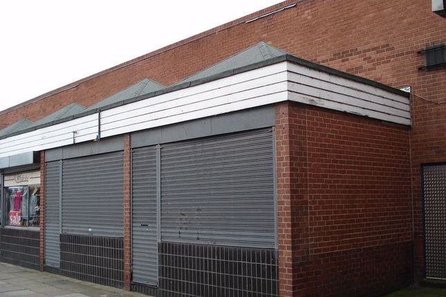 Commercial property to let in 4-5 York Square, Mexborough, South Yorkshire