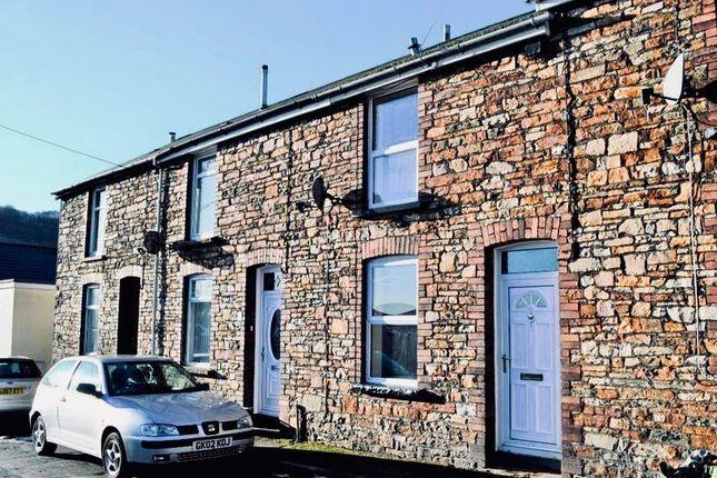 Thumbnail Terraced house for sale in Matthew Terrace, Pontnewynydd, Pontypool