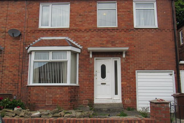 3 bed semi-detached house to rent in Hilden Gardens, Cochrane Park NE7