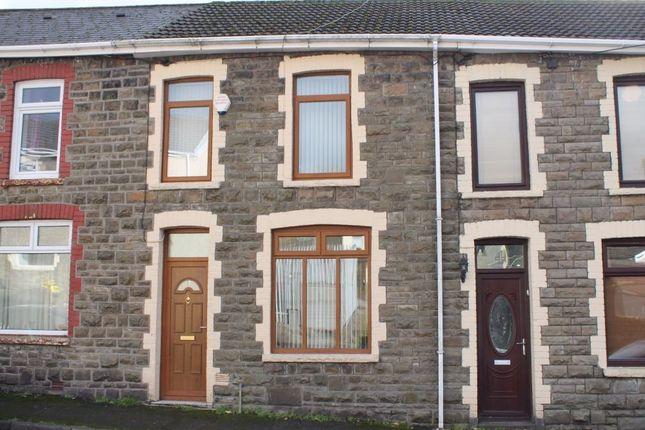 Thumbnail Terraced house to rent in George Street, Caerau, Maesteg, Mid Glamorgan