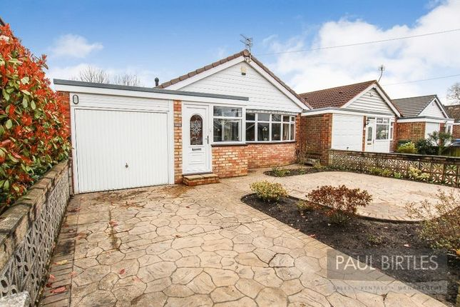 Thumbnail Detached bungalow for sale in Woodsend Road, Urmston, Manchester