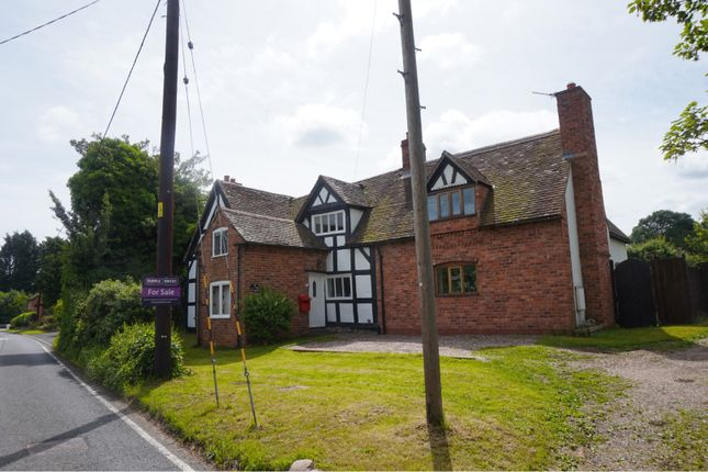 Thumbnail Detached house for sale in Shrewsbury Road, Cressage, Shrewsbury
