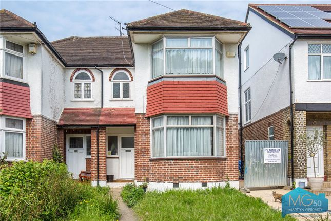 Thumbnail Detached house for sale in Woodfield Way, Bounds Green, London