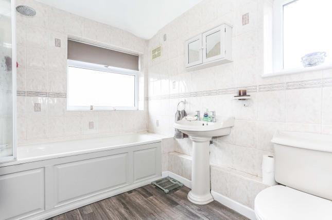 Bathroom of Cooks Lane, Kingshurst, Birmingham, West Midlands B37