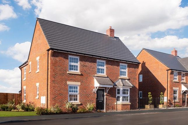 """4 bed detached house for sale in """"Avondale"""" at Knolles Drive, Stanford In The Vale, Faringdon SN7"""