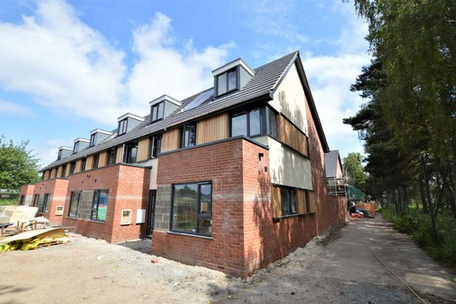 Thumbnail End terrace house for sale in Le Safferne Gardens, Norwich
