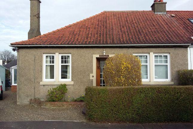 Thumbnail Semi-detached bungalow for sale in 4 Saughtonhall Gardens, Edinburgh