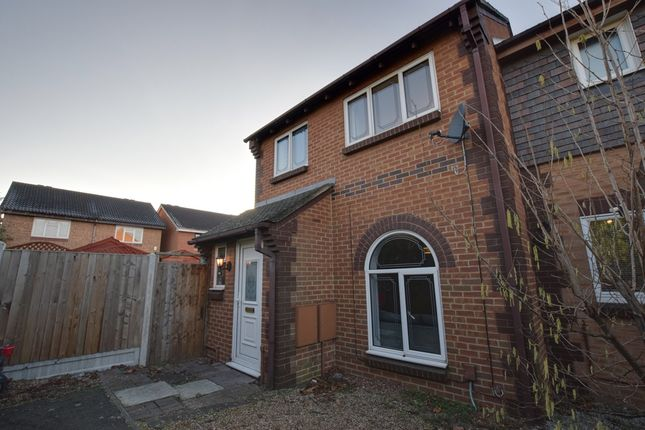Thumbnail End terrace house for sale in Bonner Walk, Chafford Hundred, Grays, Essex