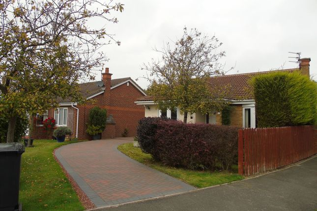 3 bed bungalow for sale in Campion Way, Ashington