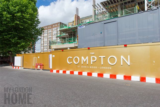 Thumbnail Flat for sale in The Compton, 30 Lodge Road, St Johns Wood, London