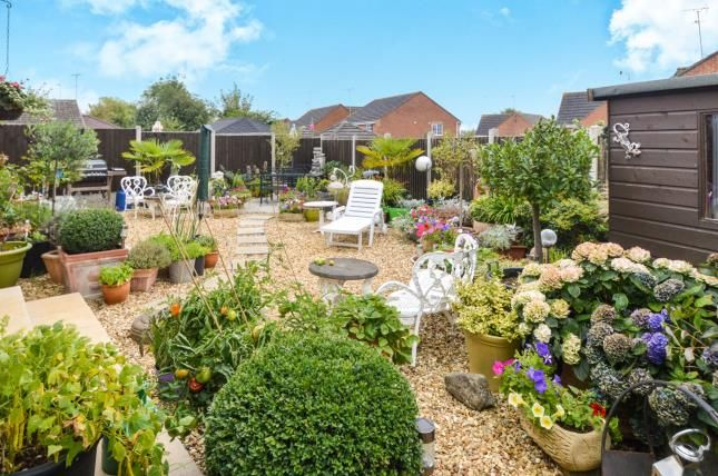 Thumbnail Bungalow for sale in Pells Close, Fleckney, Leicester, Leicestershire