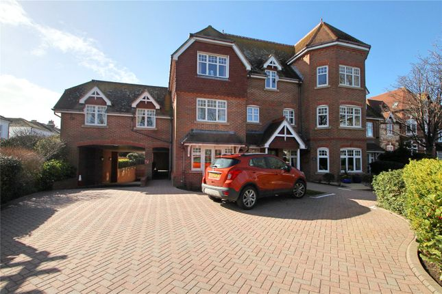 Thumbnail Flat for sale in Grasmere Court, Wordsworth Road, Worthing, West Sussex