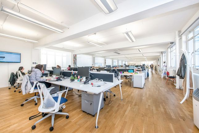 Thumbnail Office to let in Scrutton Street, London
