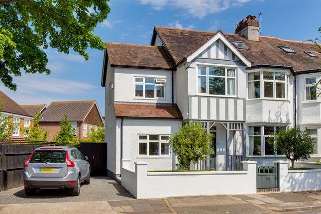 Thumbnail Semi-detached house to rent in Sunbury Avenue, London
