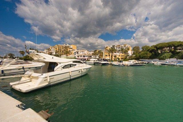 The Port of Spain, Málaga, Marbella, Cabopino
